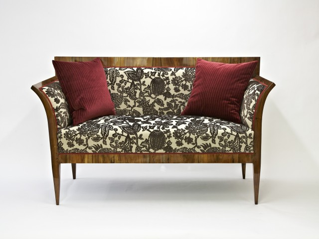 Biedermeier couch